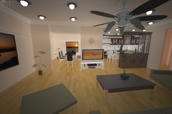 Image View dinning room from...