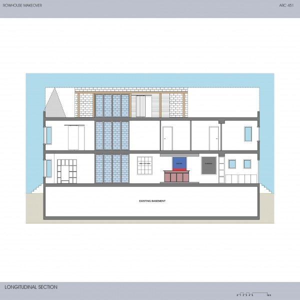 Image Rowhouse Makeover