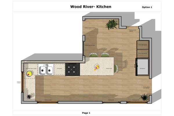 Image Wood River- Kitchen (1)
