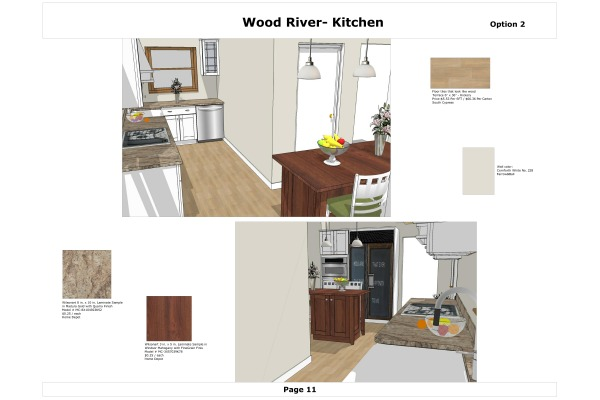 Image Wood River- Kitchen (2)