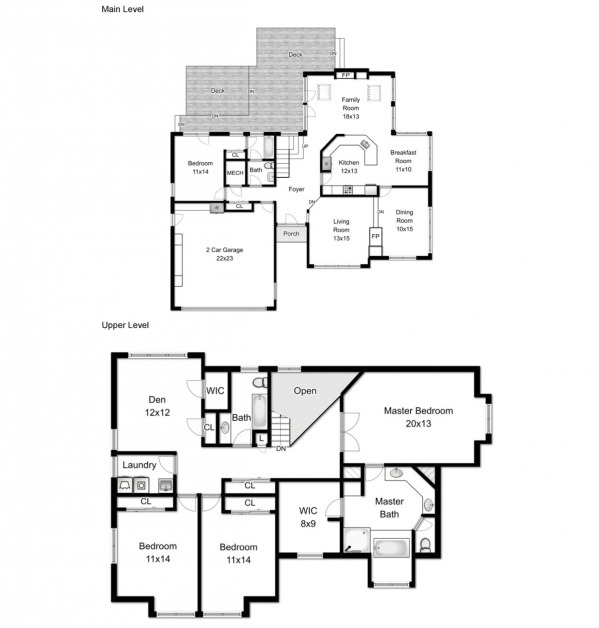 Image Floor plan.