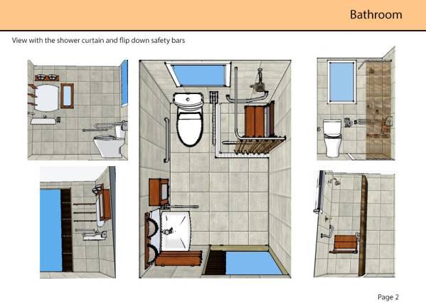 Image Solution No. 1 - plan ...