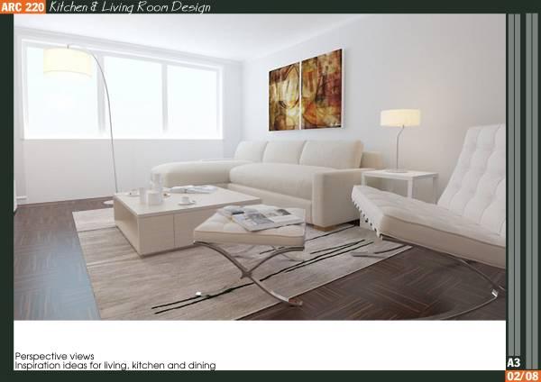 Image Kitchen & Living Room ... (2)