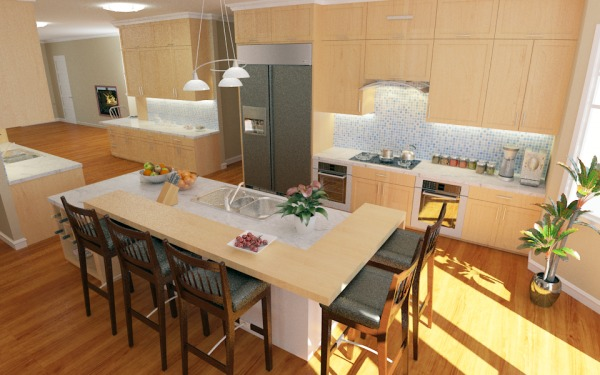 Image Updated kitchen remode...