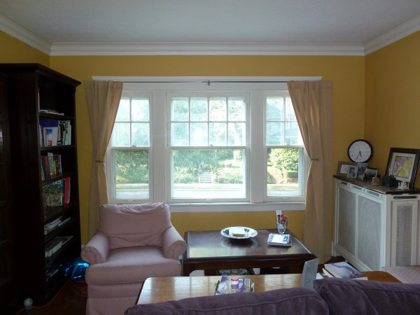 Image North window and radiator