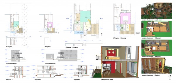 Image layouts - elevations -...