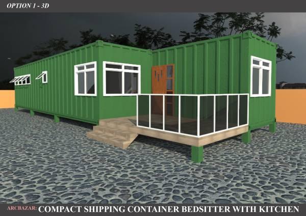 Image Compact Shipping Conta...