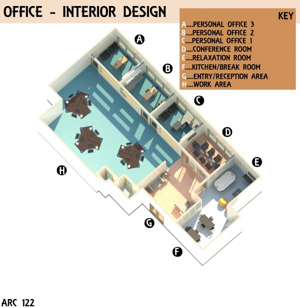 Image Interior Design for Of...