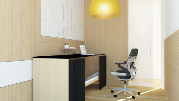 Image Private office with be...