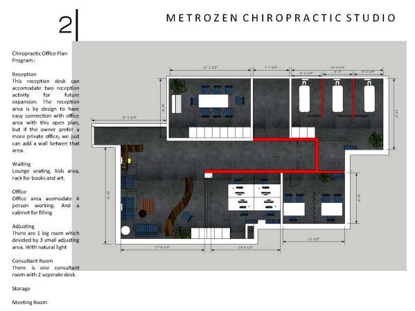 Image MetroZen Chiropractic ... (1)