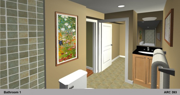 Image Bathroom 1 Rendering