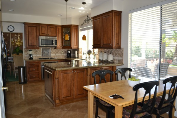 Image remodeled kitchen with...