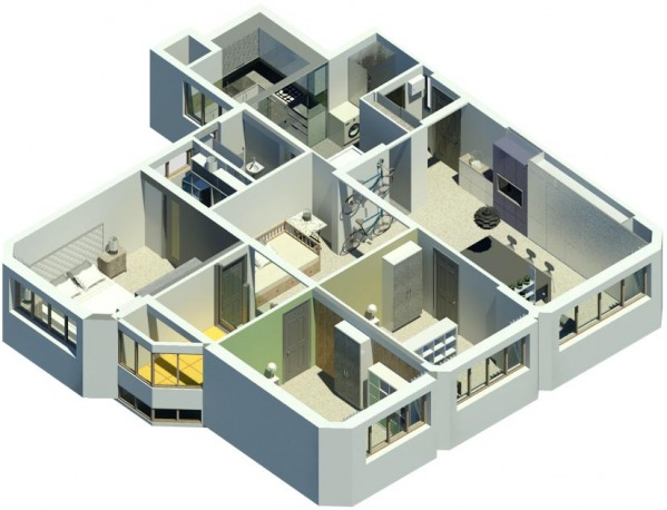 Image 3D overview