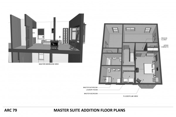 Other designed by dat architecture master suite addition floor plans minneapolis us arcbazar Master suite addition design