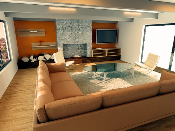 Image Family Room 1