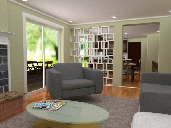 Image Living room - View fro...