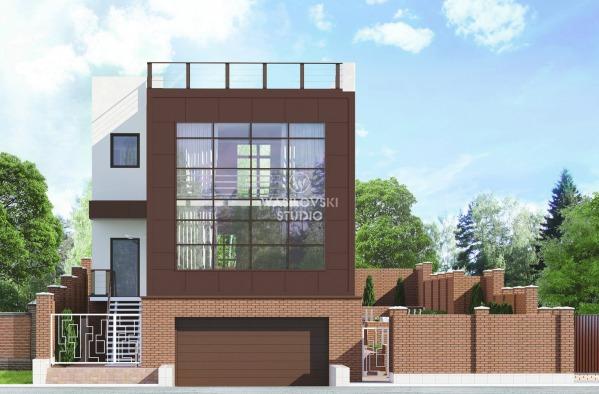 Image Residential house, Ukr...