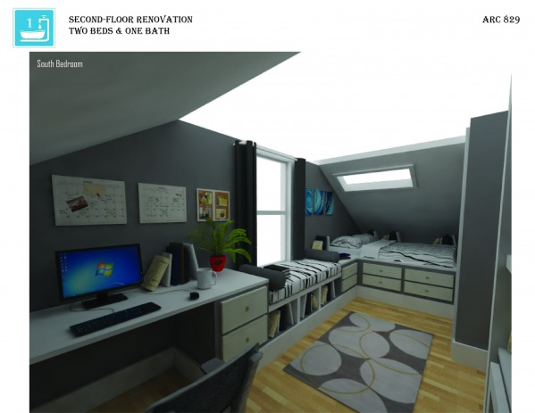 Image Second-Floor Renovation