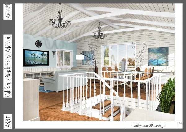 Image California Beach Home ... (2)