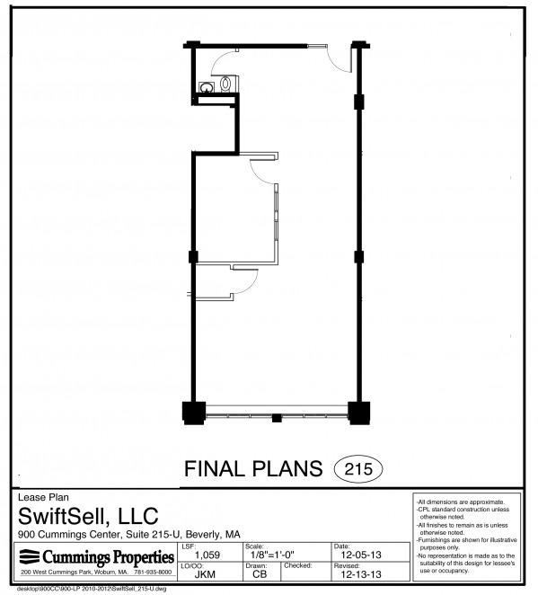 Image Office floor plan - op...