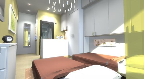 Image Furniture layout option 3