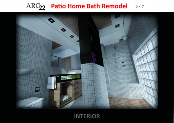 Image Patio Home Bath Remodel