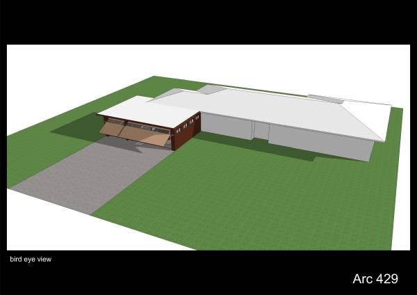 Image Modern Garage Addition (1)