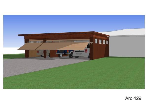 Image Modern Garage Addition (2)