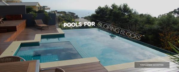 Image Swimming Pool Builders