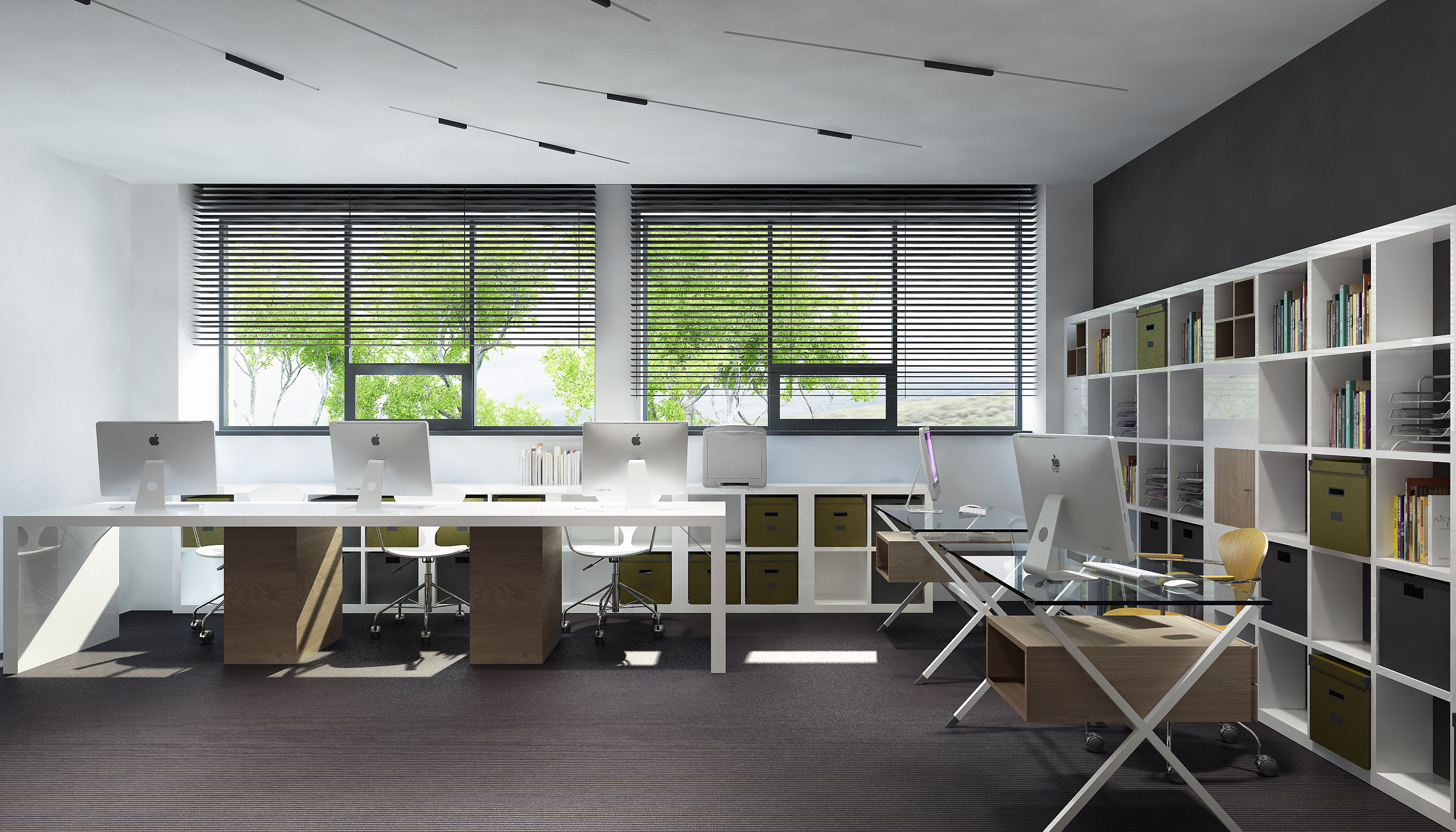 Viewdesignerproject projectoffice buildings for Office design usa