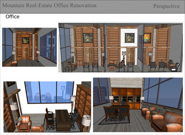 Image prespective  office