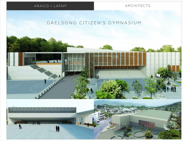Image Daelsong Citizen's Gym...