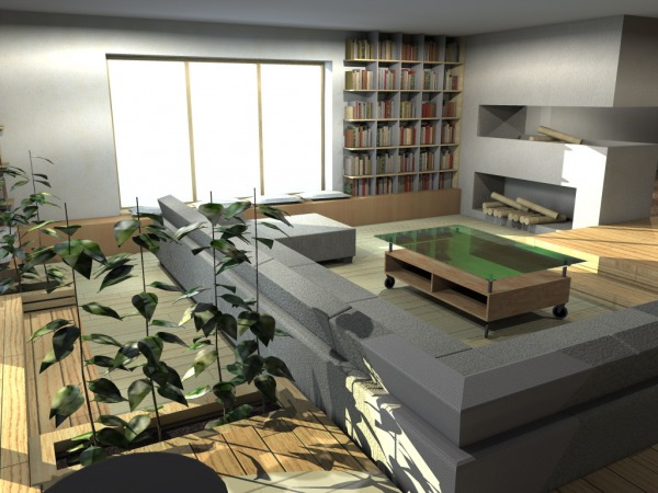 Image Remodeling Living Room...