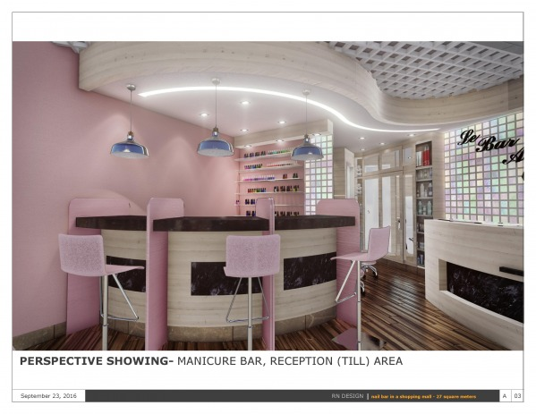 A Perfect 10 Nail Salon Rapid City Of Commercial Offices Store Designed By Jhay Rn Nail