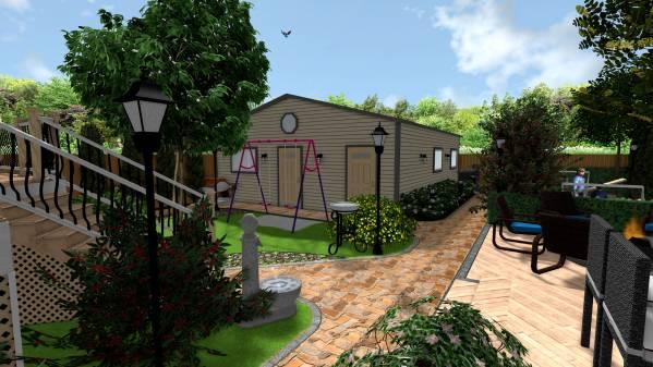 Image Back yard improvement ... (2)