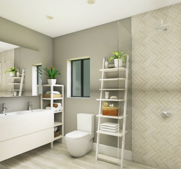 Image Small Master Bathroom ...