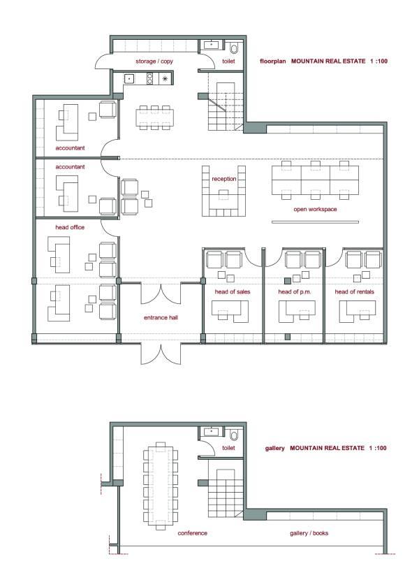 Image Plans - funcional layout