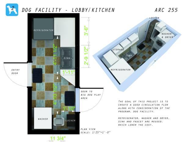 Image Tiny lobby/kitchen (2)