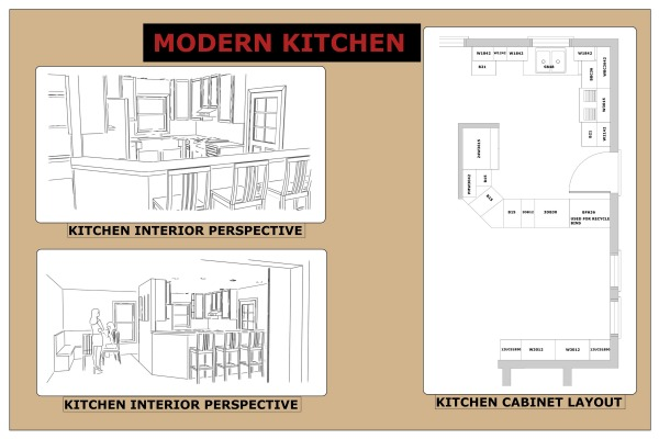 Image Modern Kitchen