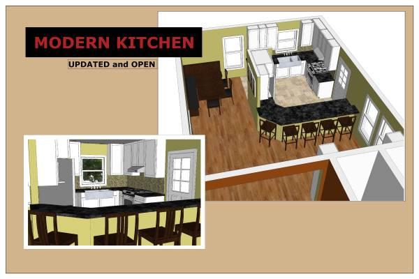 Image Modern Kitchen (2)