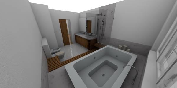 Image Large bathtub