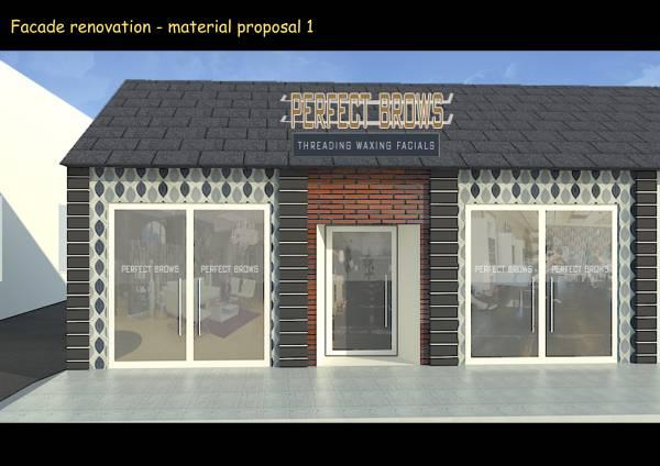 Image Storefront Windows