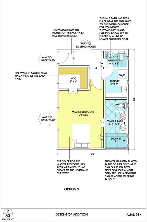 Image Plan-Option 2