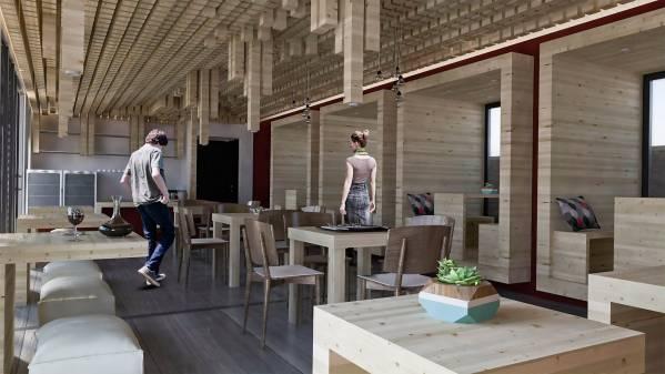Image Coffee Shop in Beautif... (1)