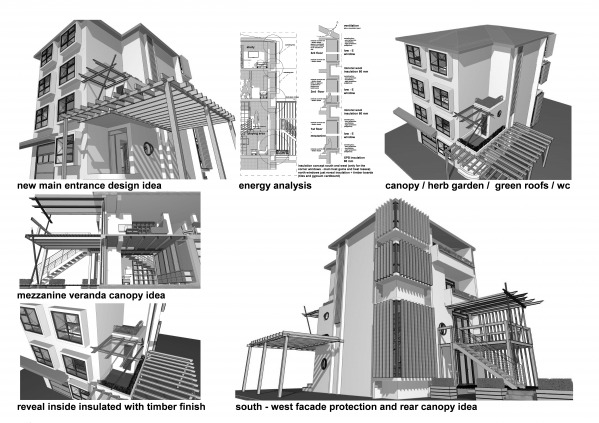 Image 3D exterior main ideas...