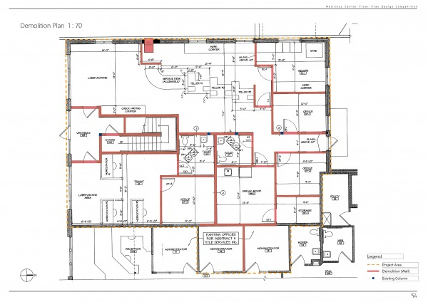 Image 14-Demolition Plan
