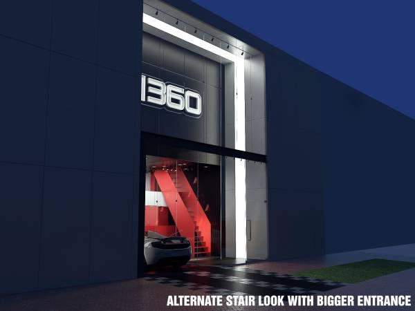 Image M360 Car Shop Design (2)