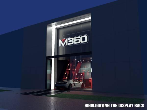 Retail Small Business Designed By Ap E Design Team M360 Car Shop Design Jeddah Sa Arcbazar
