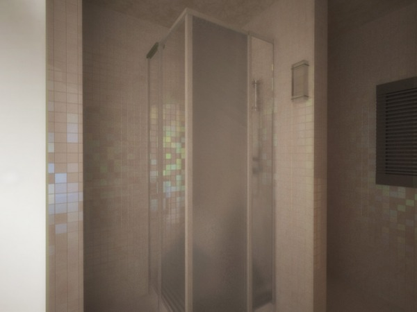 Image New shower