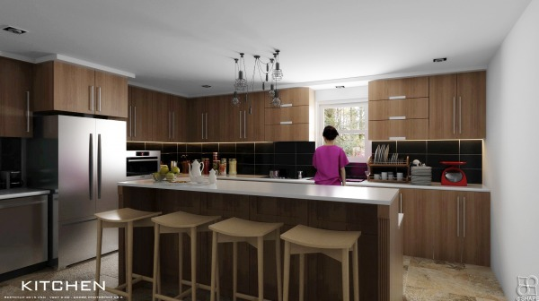 Image Kitchen Set View 1